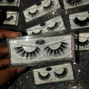 Boujie Mink Lashes💋 3D & 25mm